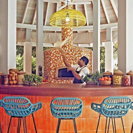 Beach Kitchen - Pizza Counter